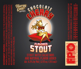 Horny Goat Chocolate Cherry Stout beer