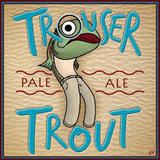 Pinelands Trouser Trout Ale beer