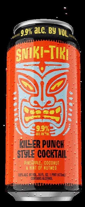 Sniki-Tiki Killer Punch Beer
