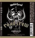 Arcadia Röad Crew Beer