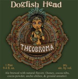 Dogfish Head Theobroma Beer