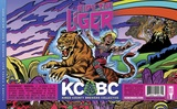 KCBC Ride the Liger Beer