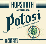 Potosi Hopsmith Imperial IPA beer
