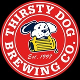 Thirsty Dog Citra Dog IPA Beer