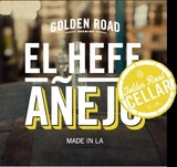Golden Road El Hefe Añejo beer