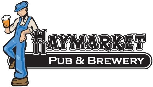 Haymarket The Wretched English Style Barleywine beer Label Full Size