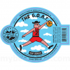 Mikkeller SD The G.O.A.T beer Label Full Size