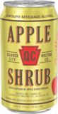 Quaker City Apple Shrub beer