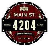 4204 Main Street Salted Lime beer