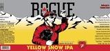 Rogue Yellow Snow IPA Beer