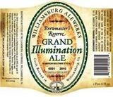 AleWerks Grand Illumination 2010 beer