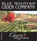 Blue Mountain Cherry Cider beer
