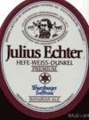 Julius Echter Hefe-Weissbier beer