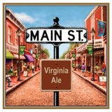 Center of the Universe Main St. Virginia Ale beer