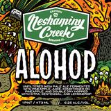Neshaminy Creek Alohop beer