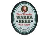 Warka Full Light beer