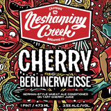 Neshaminy Creek Cherry Berlinerweisse beer