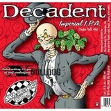SKA Decadent Imperial IPA Beer