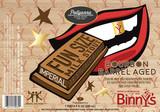 Pollyanna Bourbon Barrel Aged Imperial Fun Size (Binny's Edition) beer
