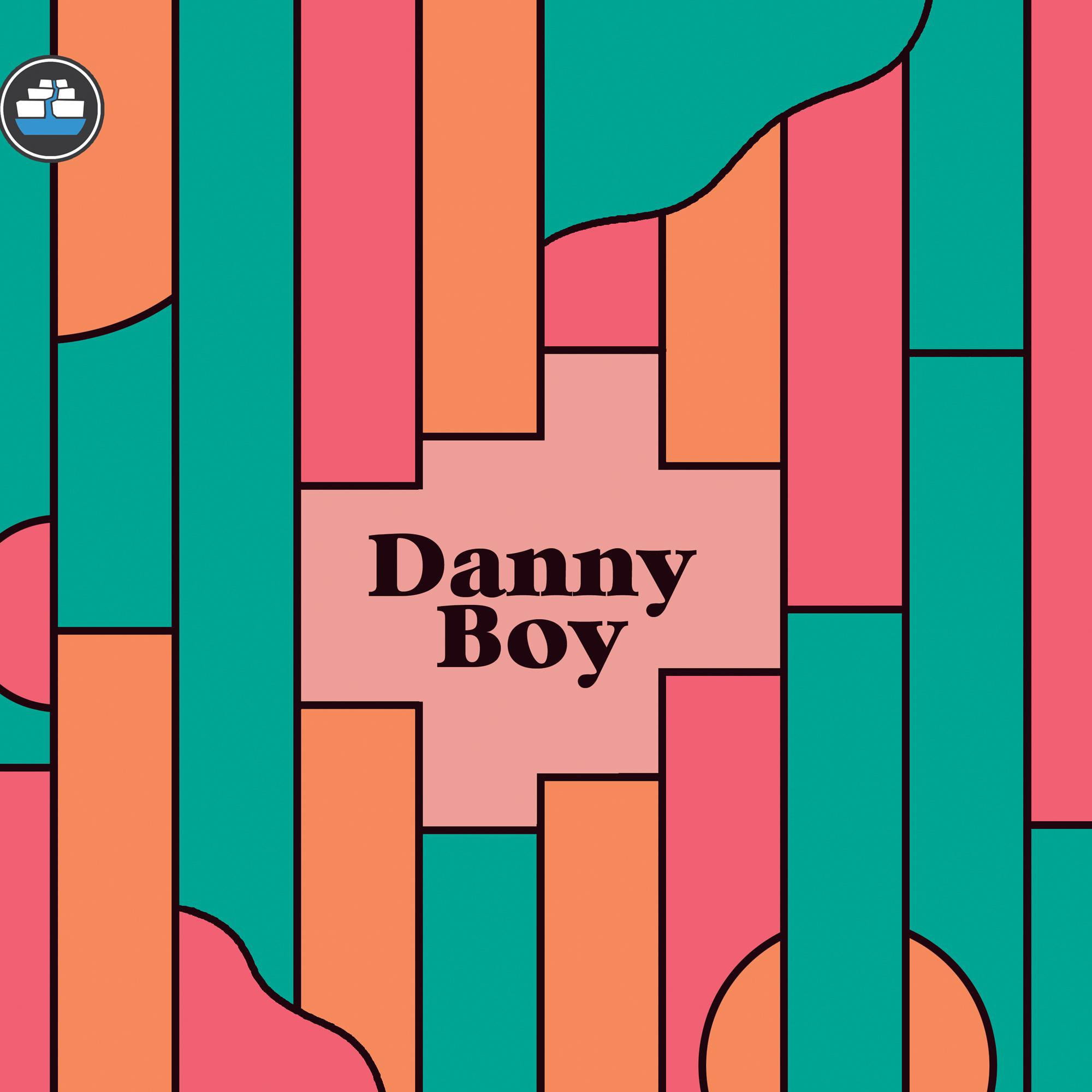 Kent Falls Danny Boy beer Label Full Size