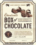 Charleville Barrel Aged Box Of Chocolate beer