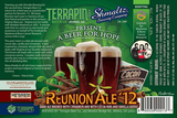 Terrapin Reunion '12 beer