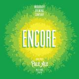Woodbury Encore beer