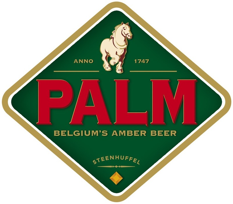 Palm Belgian Amber Ale beer Label Full Size