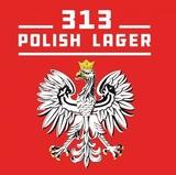 Grand River 313 Polish Lager beer