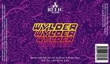 Relic Wylder beer