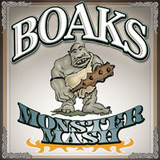 Boaks Monster Mash 2008 beer