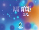 Ever Grain Blue Detour beer