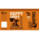 MadTree Happy Amber beer