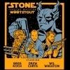 Drew Curtis / Wil Wheaton / Greg Koch Stone Farking Wheaton w00tstout (2016) beer