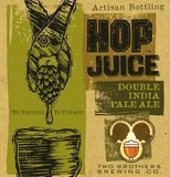 Two Brothers Hop Juice 2011 beer