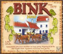 Kerkom Bink Blond Beer