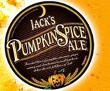 Jack's Pumpkin Spiced Ale Beer