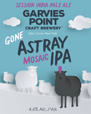 Garvies Point Gone Astray Mosaic beer