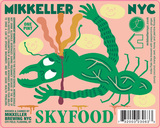 Mikkeller NYC x Tired Hands x Casita Cervecería SkyFood beer