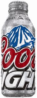Coors Light Aluminum Beer
