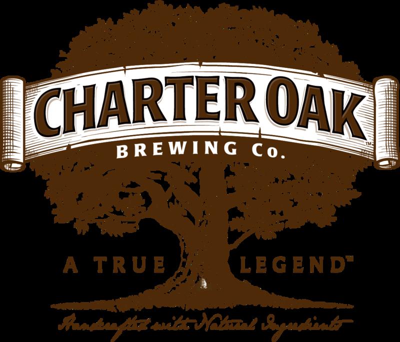 Charter Oak Easy Ale beer Label Full Size