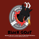 Perrin Black Goat Beer
