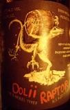 Birrificio Dolii Raptor Barbera Barrel beer