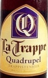 Le Trappe Quad beer