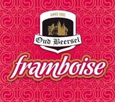 Oud Beersel Framboise beer Label Full Size