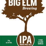 Big Elm IPA beer