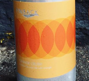 Finback / RAR Orange Crush DIPA w/oranges Beer