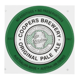 Cooper's Pale Ale beer