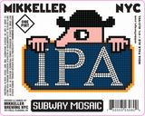 Mikkeller NYC Subway Mosaic IPA beer