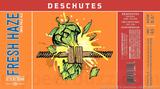 Deschutes Fresh Haze IPA Beer